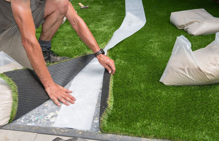 Professional Artificial Grass Installation Abu Dhabi Services