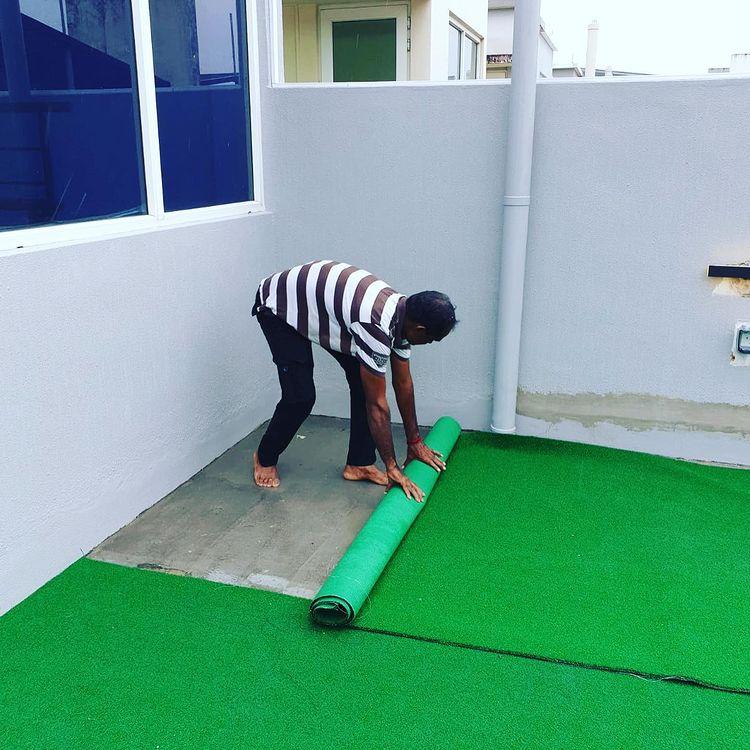 Bespoke Artificial Grass Carpet Abu Dhabi