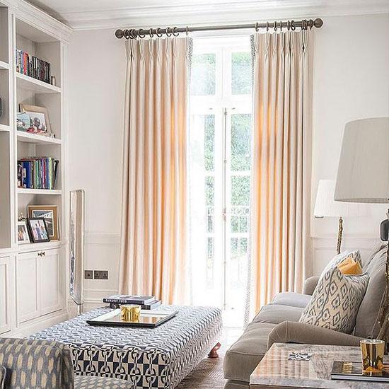Luxurious Silk Curtains Abu Dhabi