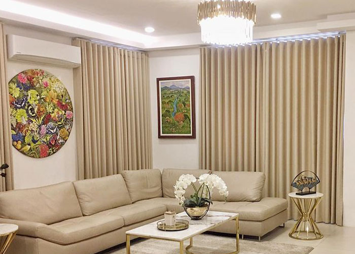 Buy Advanced Motorized Curtains Abu Dhabi