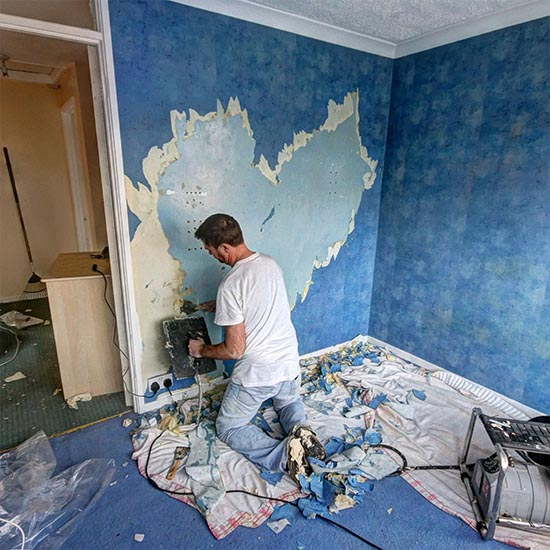 Wallpaper Removal Dubai